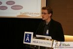 John Samson at the 2007 European Internet Dating Conference in Barcelona Spain