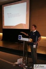 Ross Williams at the 2007 Barcelona Internet Dating Conference and Matchmaking Convention