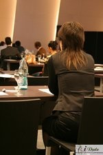The Audience at Euro iDate2007