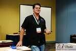 Moniker at the January 27-29, 2007 iDate Online Dating Industry Conference in Miami