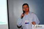 Steve Sarner at the January 27-29, 2007 iDate Online Dating Industry Conference in Miami