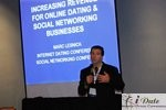 Marc Lesnick at the January 27-29, 2007 Annual Miami Internet Dating and Matchmaking Industry Conference