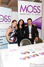 Moss Networks at the iDate2010 LA Exhibit Hall