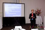 Ann Robbins (CEO of eDateAbility) at iDate2011 California