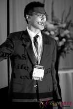 Douglass Lee (Vice President at Click2Asia) at the June 22-24, 2011 Dating Industry Conference in L.A.
