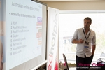 Dave Heysen at the 5th Australian iDate Mobile Dating Business Executive Convention and Trade Show