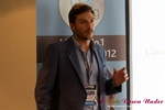 Lucien Schneller (Dating Industry Manager) Google at the 2012 Australian Online Dating Industry Down Under Conference in Sydney