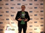Sam Yagan - OKCupid.com won 3 iDateAwards  for 2012 at the 2011 Miami iDate Awards