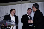 Sam Yagan - OKCupid.com - Winner of Best Dating Site 2012 at the 2012 iDateAwards Ceremony in Miami