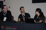 iDate2012 Post Conference Affiliate Session - Final Panel Bill Broadbent, Josh Wexelbaum and Erin Garcia at the 2012 Internet Dating Super Conference in Miami