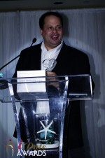 Gary Kremen - Winner of Lifetime Achievement Award 2012 at the January 24, 2012 Internet Dating Industry Awards Ceremony in Miami