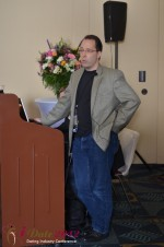 Brian Bowman - CEOTheComplete.me at the 2012 Miami Digital Dating Conference and Internet Dating Industry Event
