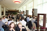 Lunch  at the 2012 Köln European Union Mobile and Internet Dating Summit and Convention
