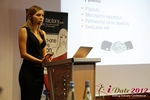 Oksana Reutova (Head of Affiliates at UpForIt Networks) at the September 10-11, 2012 Mobile and Online Dating Industry Conference in Cologne