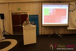 Brian Bowman (CEO of TheComplete.me) shows Android Fragmentation at iDate2012 Beverly Hills