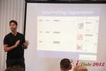 Joshua Wexelbaum (CEO of LeadsMob) at the June 20-22, 2012 Mobile Dating Industry Conference in Beverly Hills