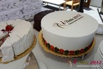 The iDate Cake at the June 20-22, 2012 Mobile Dating Industry Conference in Beverly Hills