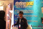 Dating Gold (Exhibitor) at the 2012 Online and Mobile Dating Industry Conference in Beverly Hills