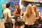 Exhibit Hall at the 2012 Beverly Hills Mobile Dating Summit and Convention