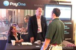 PayOne (Exhibitor) at the 2012 Online and Mobile Dating Industry Conference in Beverly Hills