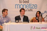 Mobile Daters at the Mobile Dating Focus Group at the June 20-22, 2012 Mobile Dating Industry Conference in Beverly Hills