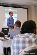 Peter McGreevy covers SMS Marketing Rules and Laws at the 2012 Online and Mobile Dating Industry Conference in Beverly Hills