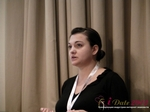 Lisa Moscotova (Лиза Москотова) Dating Factory  at the 2012  Eastern European Internet Dating Industry Conference in Russia