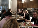 Lunch at the 2012 Russian Online Dating Industry Conference in Moscow