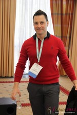 Ademar de Farias Jr (CEO of Bi2Bi) at the 10th Annual European Union iDate Mobile Dating Business Executive Convention and Trade Show