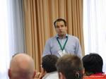 Alistair Shrimpton (European Director of Development @ Meetic) at iDate2013 Europe