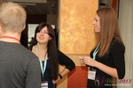 Networking at the 10th Annual European Union iDate Mobile Dating Business Executive Convention and Trade Show
