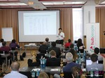 Sang-woo Pai (CEO of Markt.de) at the September 16-17, 2013 Mobile and Online Dating Industry Conference in Köln