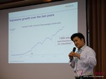 Sang-woo Pai (CEO of Markt.de) at iDate2013 Europe