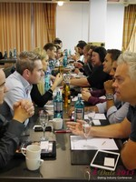 Speed Networking at the 2013 Cologne European Union Mobile and Internet Dating Summit and Convention