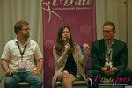 Dana Kanze - CEO of Moonit at the 34th iDate Mobile Dating Industry Trade Show