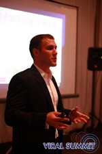John Jacques - Sr Acct Executive at Virool at the June 5-7, 2013 Mobile Dating Industry Conference in L.A.