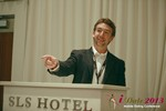 Mike Polner - Apsalar at the 34th Mobile Dating Industry Conference in L.A.