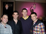 Networking Party at Shadow Bar at iDate2013 Las Vegas