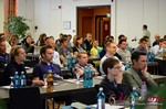Audience  at the September 7-9, 2014 Mobile and Internet Dating Industry Conference in Köln