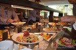 Lunch  at the 11th Annual E.U. iDate Mobile Dating Business Executive Convention and Trade Show
