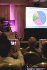 Mark Brooks CEO Courtland Brooks Providing The State Of The Mobile Dating Industry The  at the 38th iDate2014 California