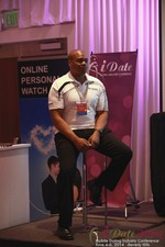 Nigel Williams, VP at Adxpansion On Best Strategies For Online Dating Conversions at the 38th iDate Mobile Dating Business Trade Show