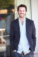 Brian Grushcow, Partner at Solving Mobile at the 2014 Internet and Mobile Dating Business Conference in Beverly Hills