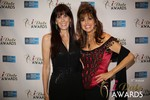 Julie Spira & Renee Piane  at the 2014 Las Vegas iDate Awards Ceremony