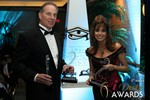 Ken Agee & Renee Piane (Multiple iDateAward Winners) at the 2014 iDateAwards Ceremony in Las Vegas held in Las Vegas