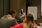 Antonia Geno - IDCA Certification Course at the January 14-16, 2014 Las Vegas Internet Dating Super Conference