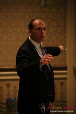 Marc Lesnick - iDate Confernece Organizer at the 2014 Internet Dating Super Conference in Las Vegas