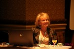 Julie Ferman - Moderator: Matchmaker & Dating Coach Panel at the January 14-16, 2014 Las Vegas Internet Dating Super Conference