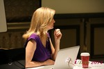 CNN's Dr. Wendy Walsh - Matchmaking Debate Moderator at the January 14-16, 2014 Las Vegas Online Dating Industry Super Conference