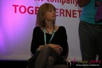 Sharon Jayson of USA today on Mobile Video Dating Technology Panel at iDate Expo 2014 Las Vegas
